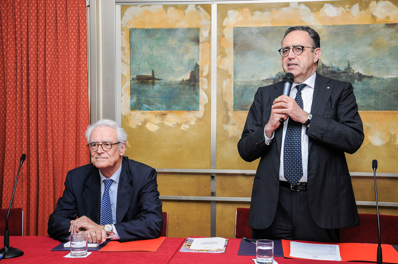 Meeting with Giulio Prosperetti