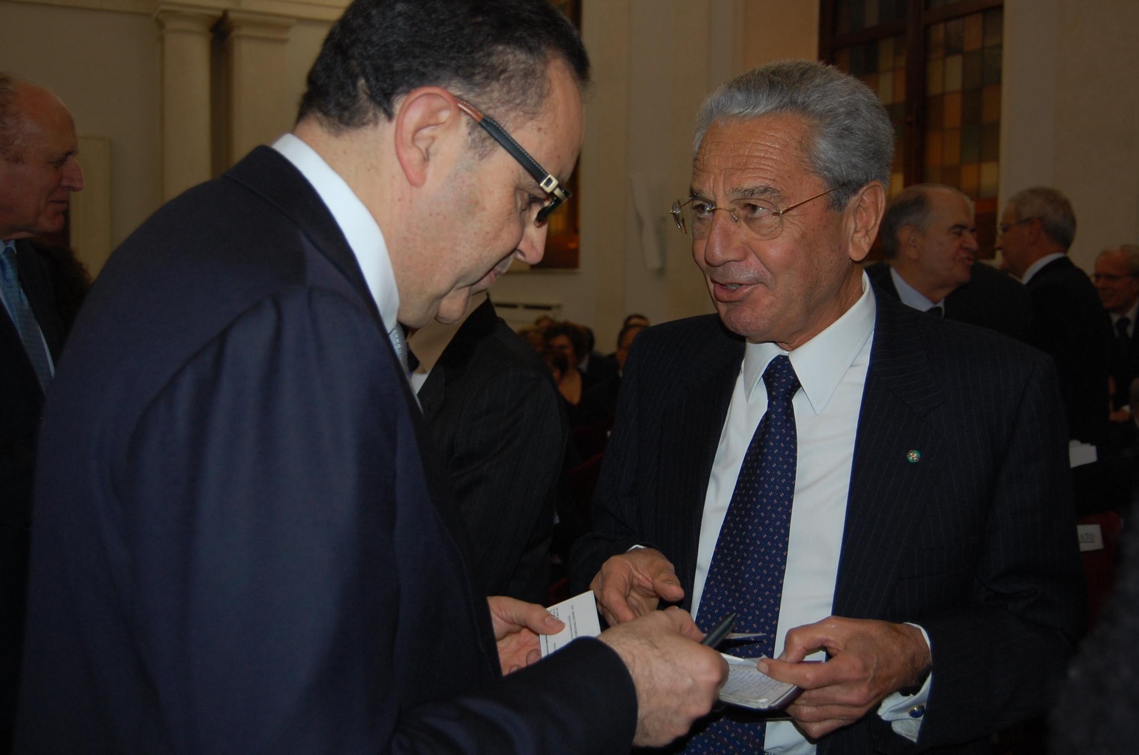 """Premio """"Le Ragioni della Nuova Politica"""""""