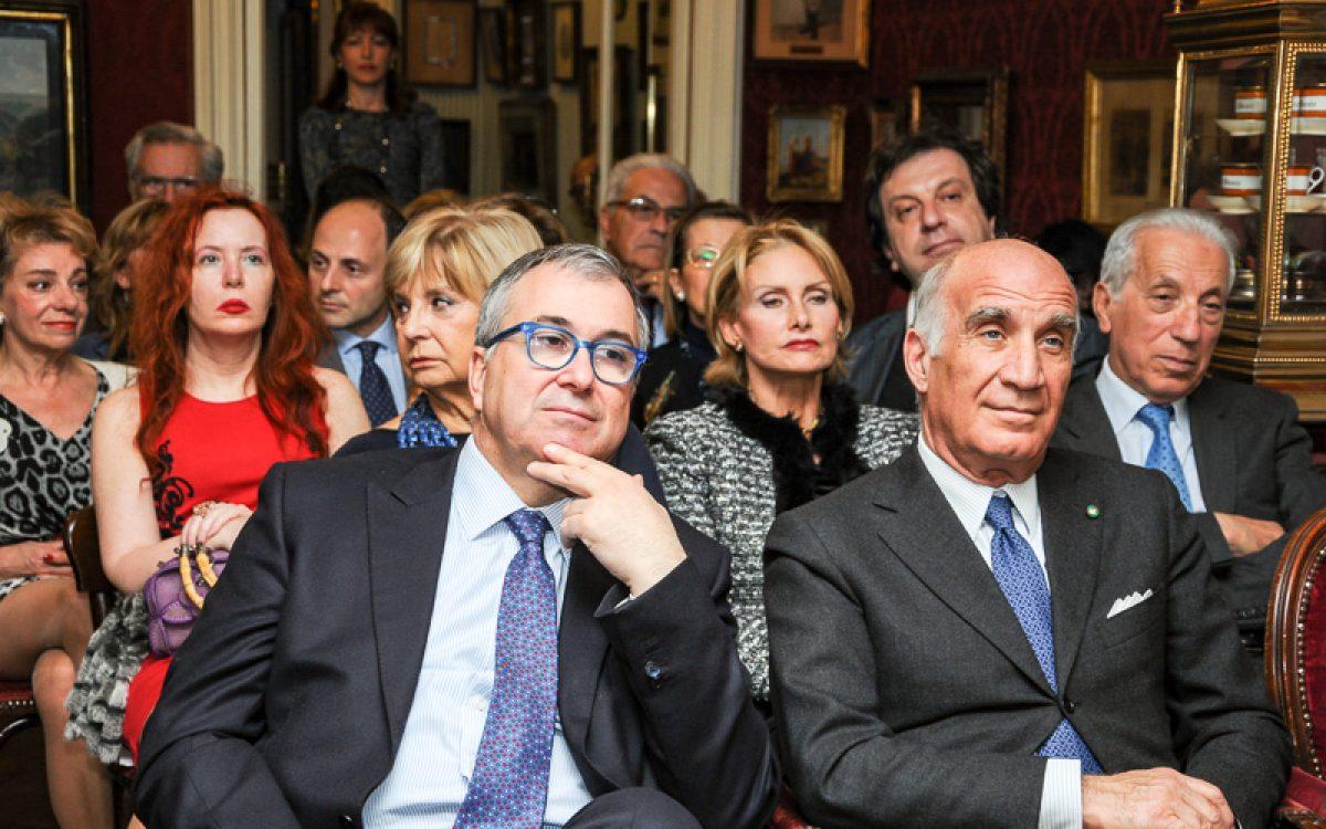 Incontro con l'On. Luigi Enrico Zanda