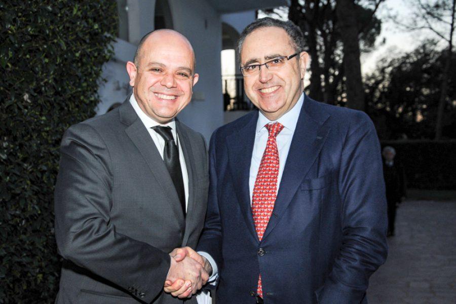 Incontro con S.E. Murat Salim Esenli