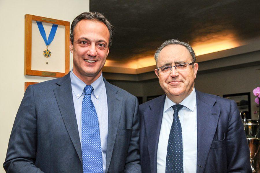 Meeting with Marcello De Vito