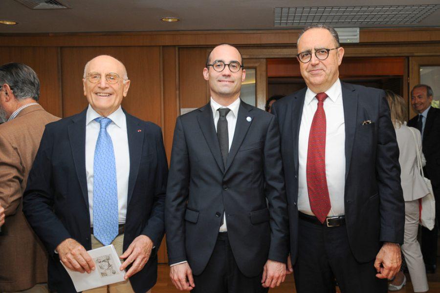 Meeting with Nicola Renzi