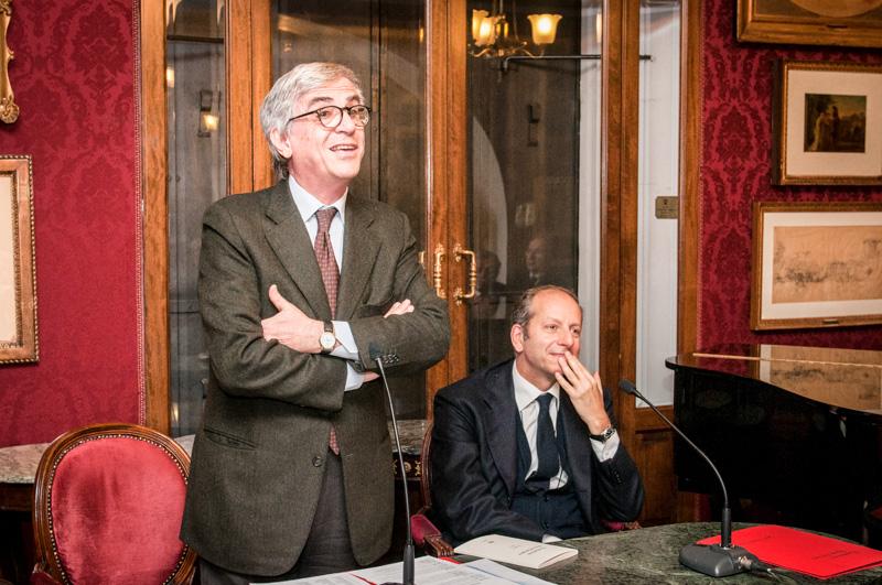Meeting with Virman Cusenza
