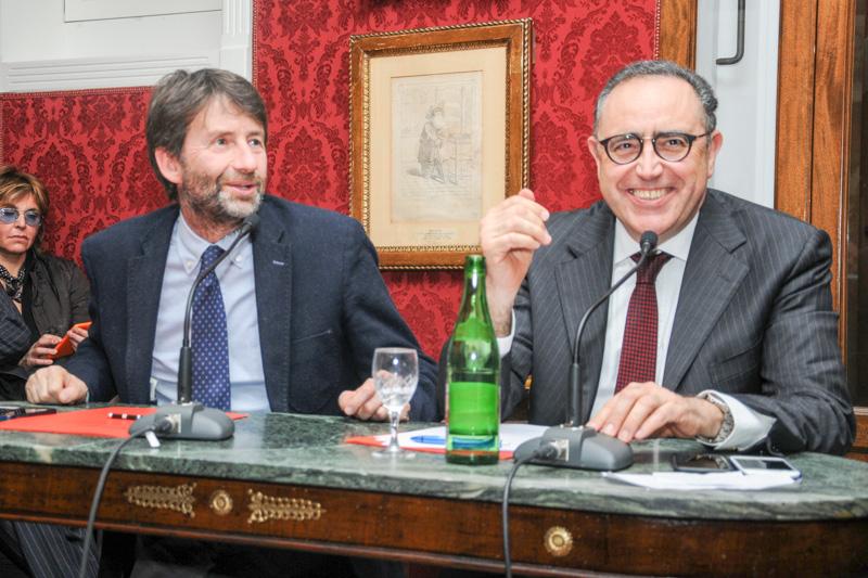 Incontro con Dario Franceschini
