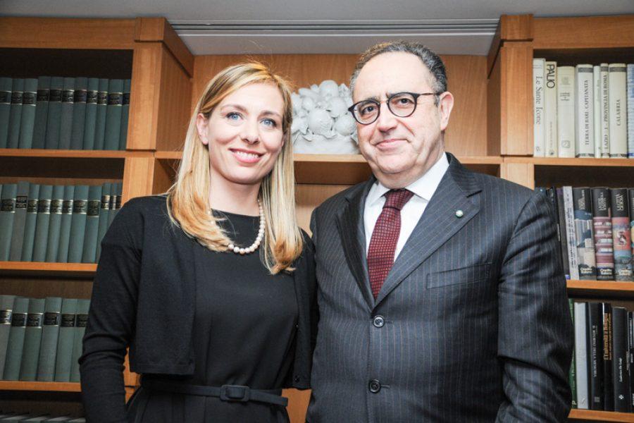 Meeting with H.E Ana Hrustanovic