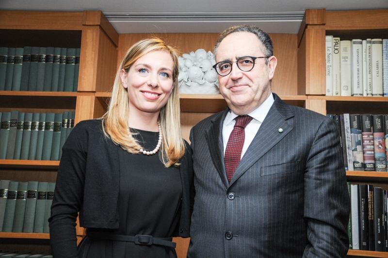 Incontro con S.E. Ana Hrustanovic