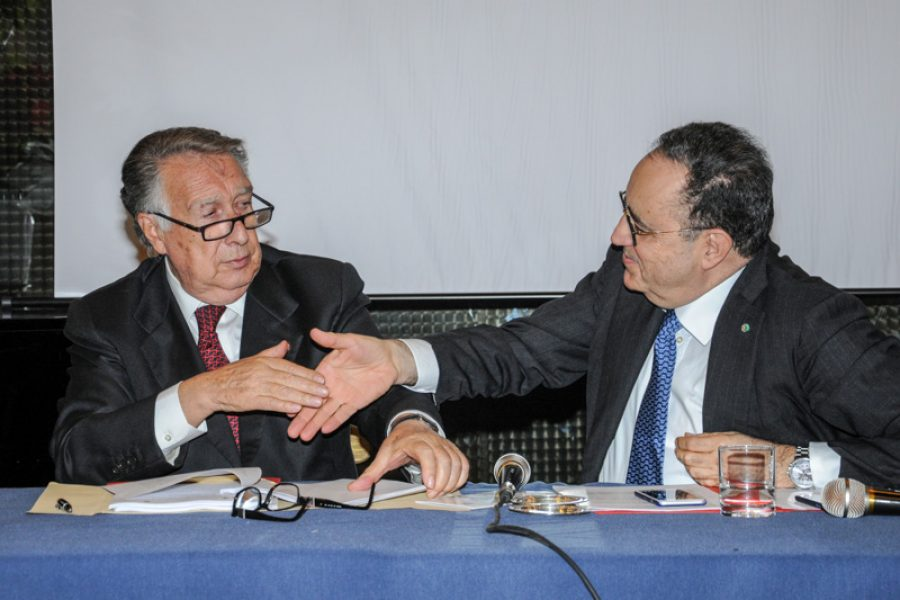 Meeting with Domenico Alessio