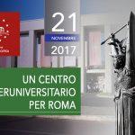 Un centro interuniversitario per Roma