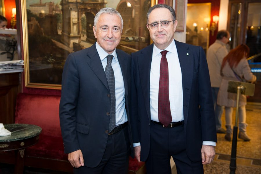 Meeting with Giovanni Castellucci