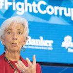 Christine Lagarde: «L'Italia tagli il debito ora che c'è crescita»