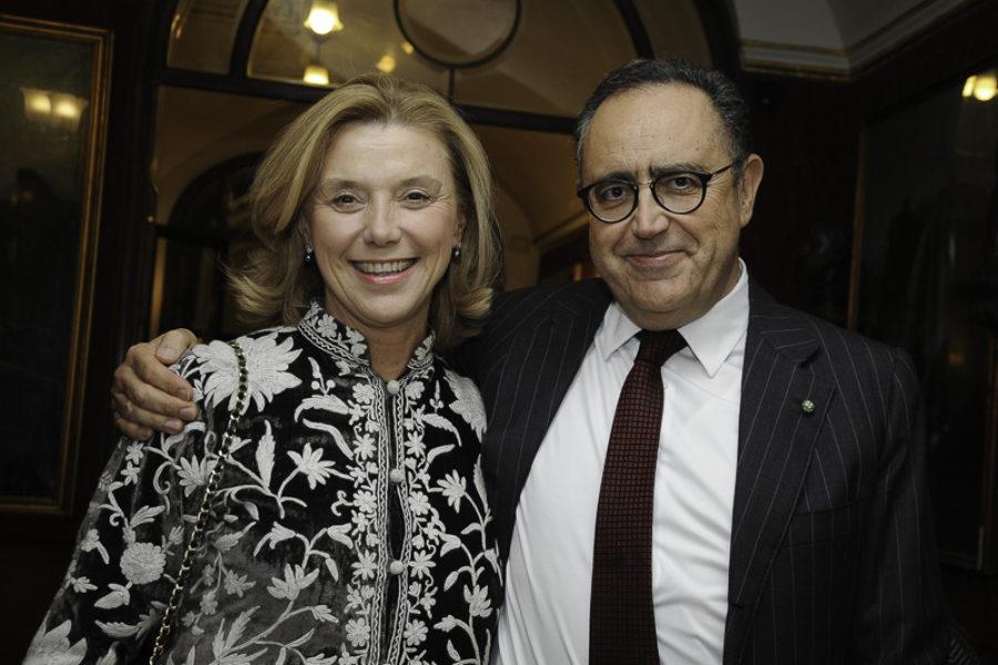 Meeting with Elisabetta Belloni