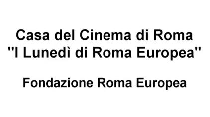 Cesare San Mauro –  I Lunedì di Roma Europea