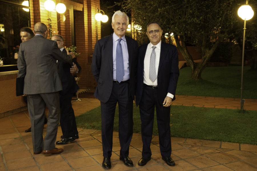 Meeting with Dr. Alessandro Profumo
