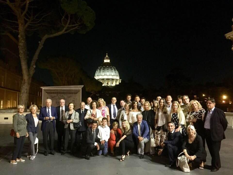 I Musei Vaticani dopo il tramonto