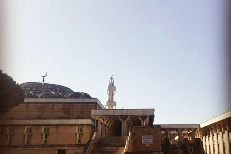 Visita alla Moschea di Roma