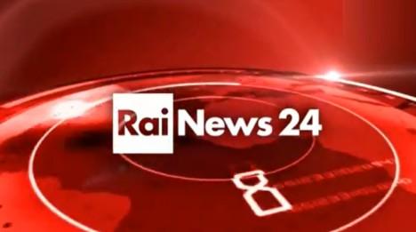 Cesare San Mauro ospite a Studio24 su Rai News 24
