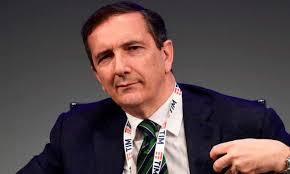 L'Amministratore delegato di TIM, Luigi Gubitosi, ospite della Fondazione
