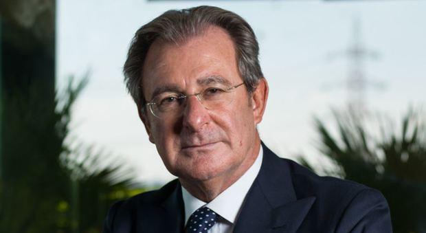 Il presidente di Unindustria Lazio, Filippo Tortoriello, ospite della Fondazione