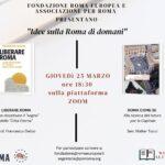 Webinar Letterario – Idee sulla Roma di Domani