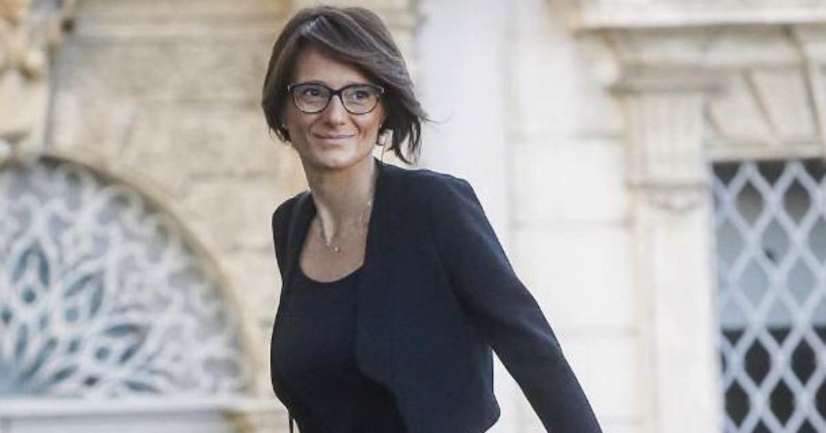 La Ministra Elena Bonetti ospite della Fondazione Roma Europea