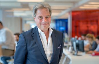 Il CEO della società Wind Tre s.p.a. ospite della Fondazione Roma Europea