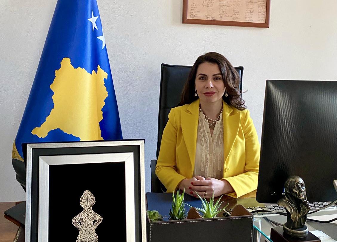L'Ambasciatore della Repubblica del Kosovo ospite della Fondazione Roma Europea