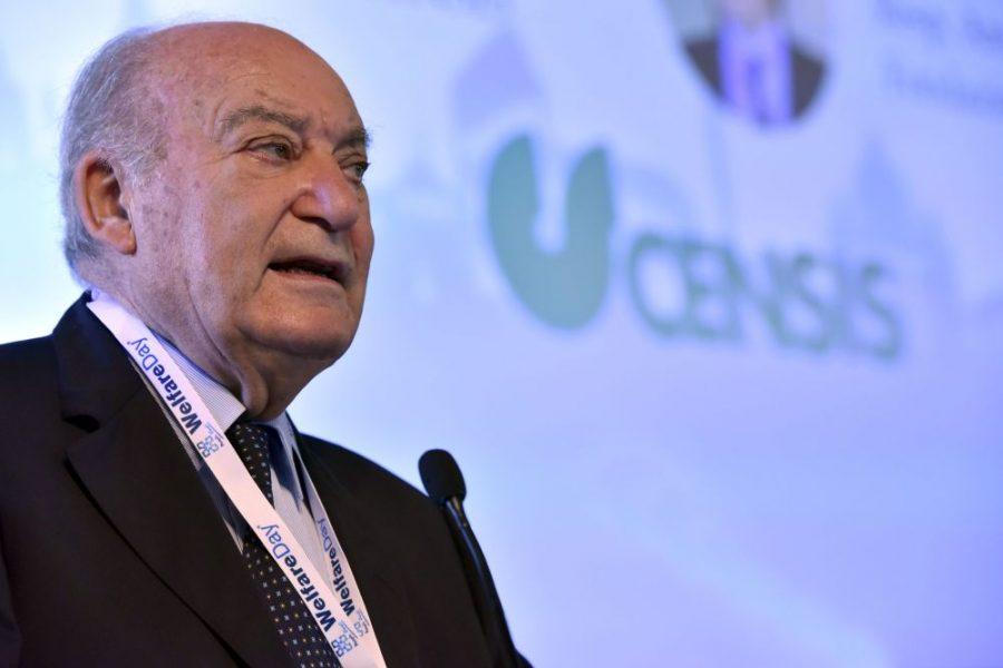 Webinar con il Presidente della Fondazione, Prof. Giuseppe De Rita