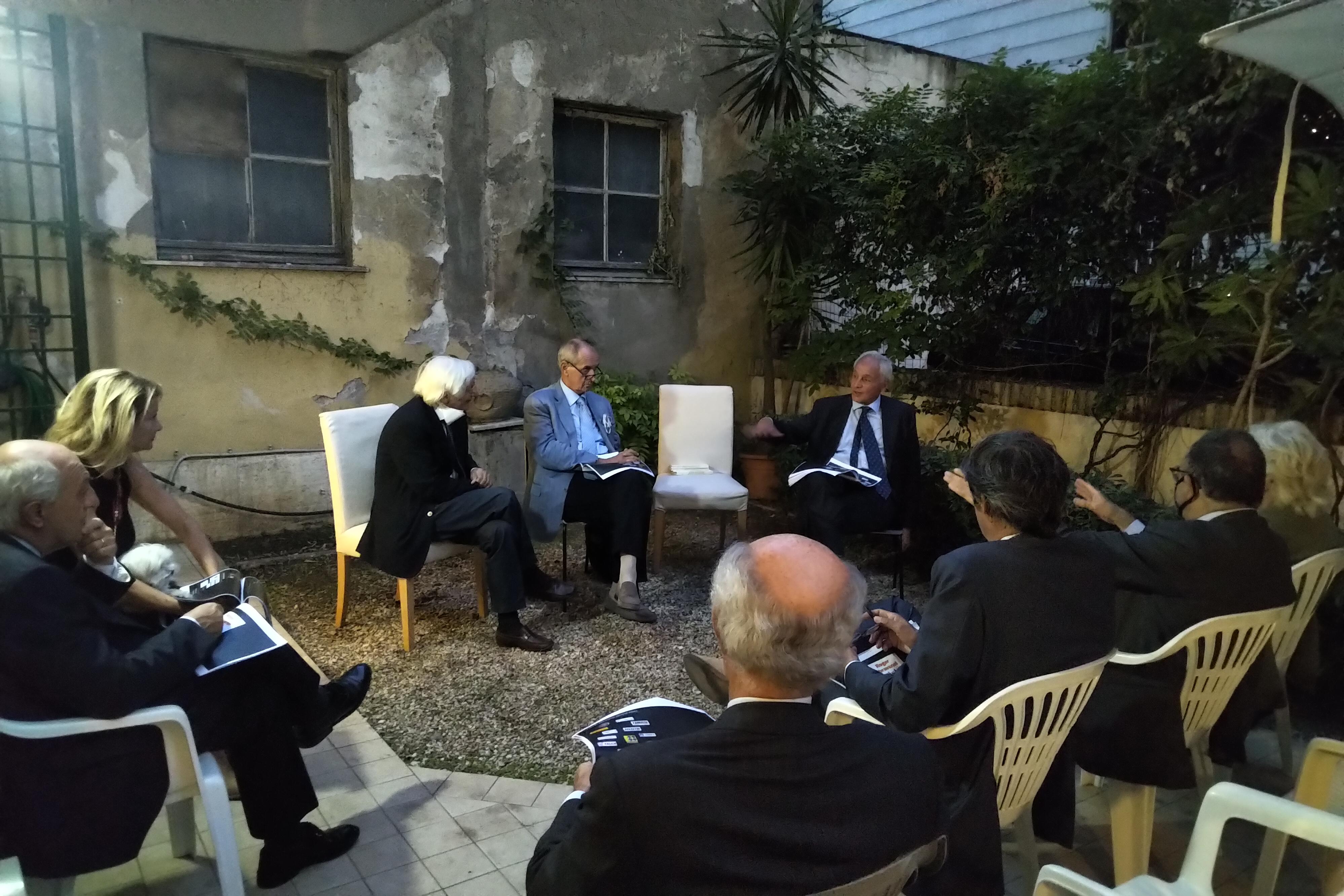 Incontro Letterario – Aristocrazia 2.0 – una nuova élite per salvare l'Italia